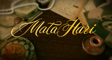 MATA HARI Main Title Sequence