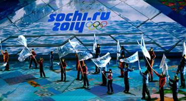 ONE YEAR TO SOCHI OLIMPICS