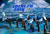 ONE YEAR TO SOCHI OLIMPICS