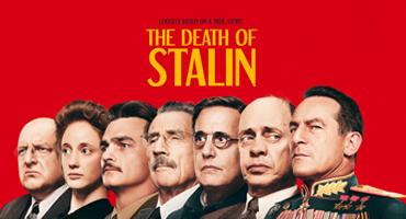 DEATH OF STALIN media compaign